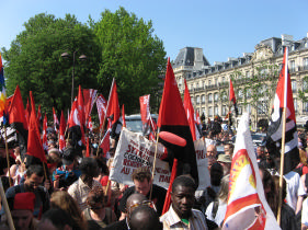 Rencontre syndicale