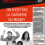 COMBAT SYNDICALISTE MAI 2020 (n°452 ter)