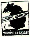 Action civique - Affiche de Mai 68