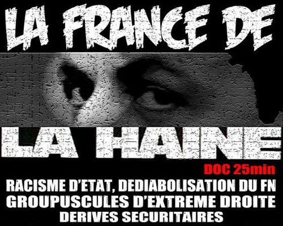 film la france de la haine en streaming