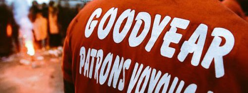 Goodyear , patrons voyous